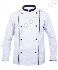 Chef Coat Good Fabric Big Size ( xxl size)
