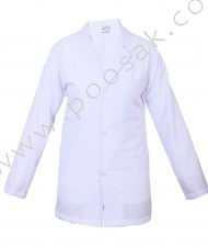 Doctor/Lab Coat Full Shoulder for Women