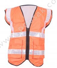 Reflective Traffic Vest