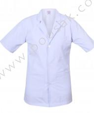 Doctor/Lab Coat Half Shoulder for Women