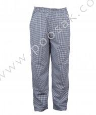Chef Pant Check Fabric