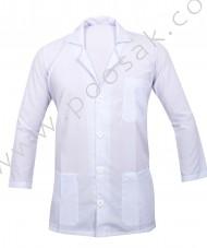Doctor/Lab Coat Full Shoulder for Gents (Normal Quality)