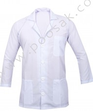Doctor/Lab Coat Full Shoulder for Gents (Normal Quality)